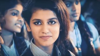 priya varrier, supreme court, priya varrier case, Omar Lulu, Oru Adaar Love, priya varrier song, priya varrier video, Oru Adaar Love song, Priya Prakash Varrier, Indian Premier League, Manikya Malaraya Poov, Roshan Abdul Rahoof, Vimala College, Thrissur, entertainment news, Internet sensation Priya Prakash Varrier winks once again, will it have the same magic?