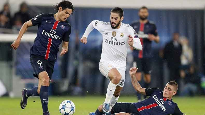 Real Madrid have previously tasted defeats on two separate occasions with 2 draws in all competitions.