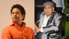 Sachin Tendulkar reveals how coach Ramakant Achrekar moulded him into a better cricketer
