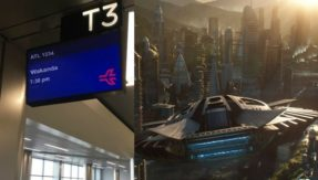 Need a flight to Wakanda? Atlanta Airport is offering a direct one
