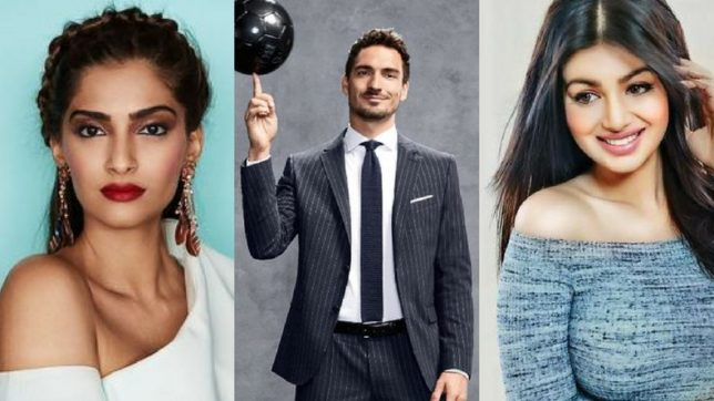 German footballer Mats Hummels chooses Sonam Kapoor over Ayesha Takia in a Twitter Q&A