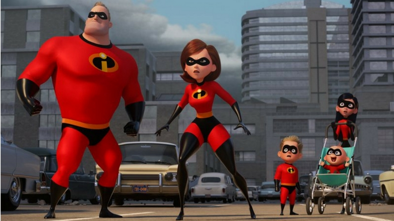The Incredibles 2 trailer: Mr Incredible returns as Mr Mom after a 14 year long wait