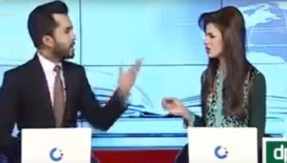 On-air Pakistani anchors wash dirty linen in public; watch the juicy spat here