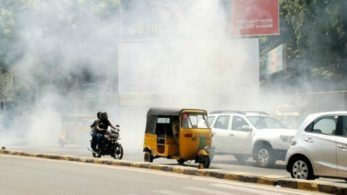 It averaged 0.16 Aug/m3 in the two months, exceeding the US Environmental Protection Agency's National Ambient Air Quality standard for lead of 0.15 Aug/m3 on a three-month rolling basis.Chernaik says the air quality in Chennai seems heavily impacted by re-suspension of dust