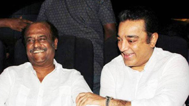 Tamil cinema prodigies' meet; Rajinikanth claims my style is different from Kamal Hassan