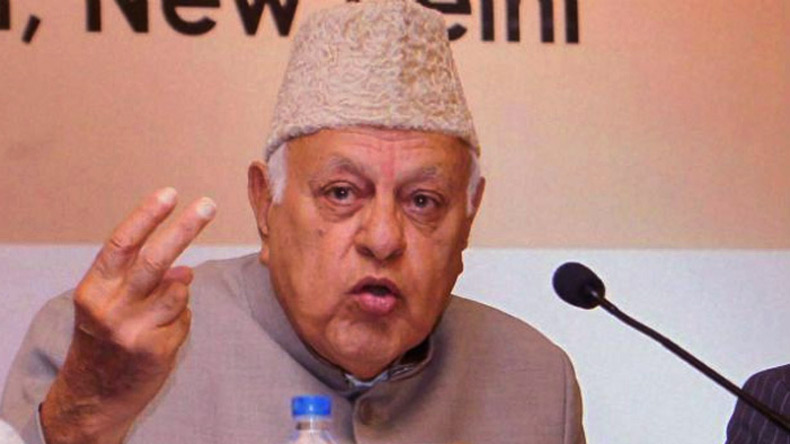 Farooq Abdullah says all religions need to be respected for a prosperous India