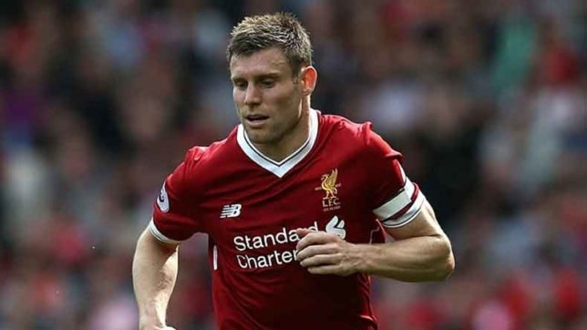 Not Messi or Ronaldo, Liverpool star James Milner is the most creative player in Champions League