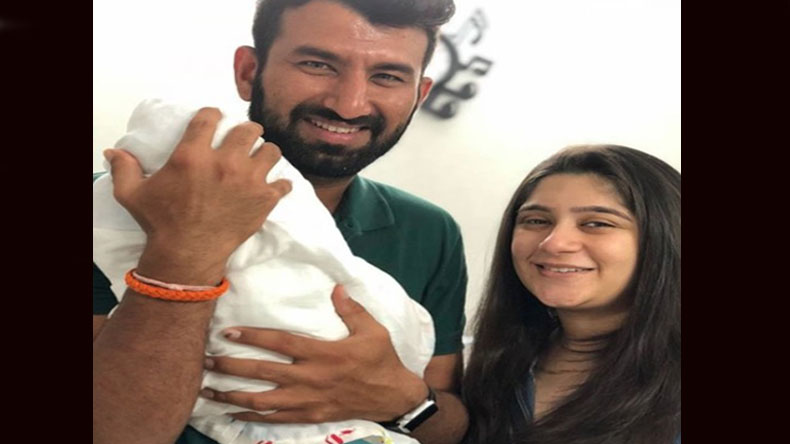 Pujara had tied the knot with Puja Pabari in February 2013 and recently celebrated his fifth wedding anniversary. Puja is a management graduate and hails from Gujarat's Jamnagar.