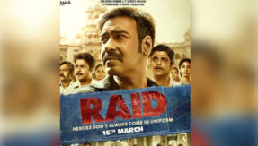 Raid new poster: Fierce Ajay Devgn proves that all heroes don't come in uniform