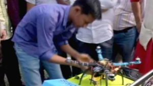Dengue, West Bengal's Siliguri Municipal Corporation, Rajiv ghosh student invents drone to combat dengue, drone in sillguri to fight dengue, dengue, malaria, fever, dengue fever, high blood pressure, vomiting, water, Ashok Bhattacharjee, Mayor of Siliguri Municipal Corporation, mosquito-borne tropical disease,