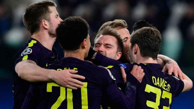 Champions League: Mauricio Pochettino hails Spurs' incredible comeback against Juventus