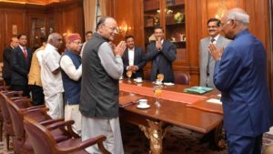 Budget 2018, Union Budget 2018, Indian Budget, Finance Minister, Arun Jaitley, salary of president of india, salary of vice president, salary of governor, salary of member of parliament