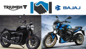 Riders rejoice! Bajaj joins hands with Triumph to target 250cc to 750cc segment by 2020