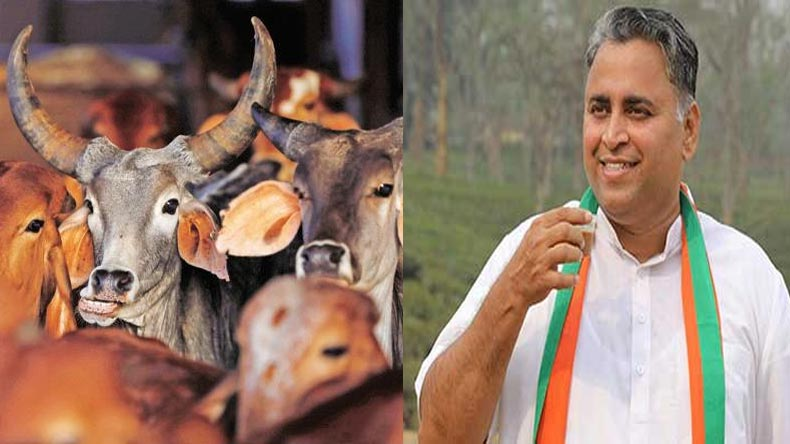 BJP will not impose beef ban in Tripura as large section consumes it: Senior leader Sunil Deodhar