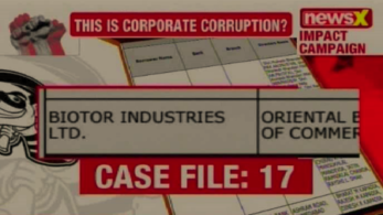 NPA files on NewsX, Biotor Industry Ltd, NewsX Impact, NewsX Investigation, NPA Investigation, bank Frauds, Bank Scams, National News, latest News