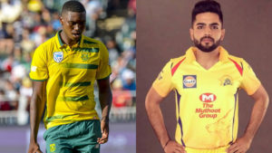 Chennai Super Kings, indian premier league, IPL 2018, IPL, Indian premier league 2018, 5 youngsters in CSK, Shardul Thakur, Mahendra Singh Dhoni, Deepak Chahar, Dhruv Shorey, Sam Billings, Lungi Ngidi, cricket, cricket news, sports, IPL news, Chennai Super kings news