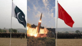 China reinforcing Pakistan's arsenal with advanced weapons of mass destruction to stay on par with India