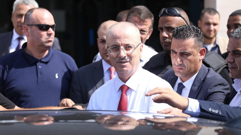 Palestinian Prime Minister's convoy hit by explosion in Gaza; Fatah blames Hamas