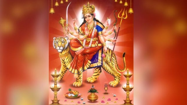 Happy navratri messages and wishes in marathi for 2018 whatsapp happy navratri 2018 m4hsunfo