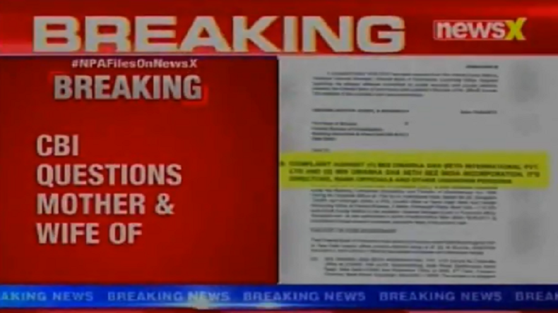 Dwarka Das Seth, Sabhya Seth, Diamond Jewellery exporter, NPA files on NewsX, NPA Investigation, NewsX NPA Investigation, Reeta Seth, Puniya Seth, Central Bureau of Investigation, CBI, National news, latest news