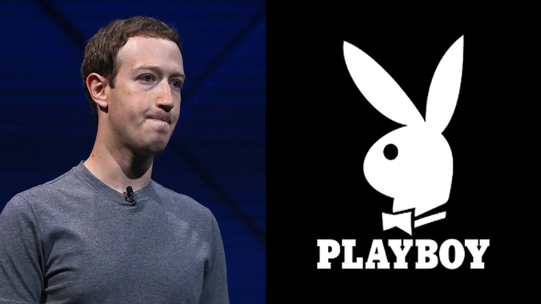 Playboy deletes official Facebook page, says Facebook contradicts Playboy's values