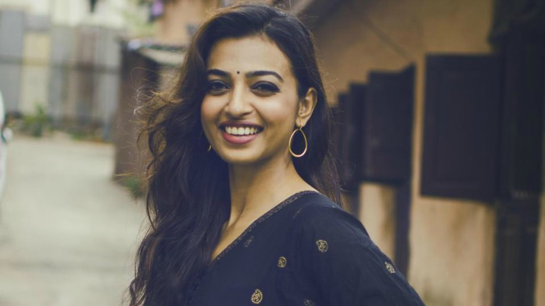 Shocking! Radhika Apte confesses about slapping a famous south actor