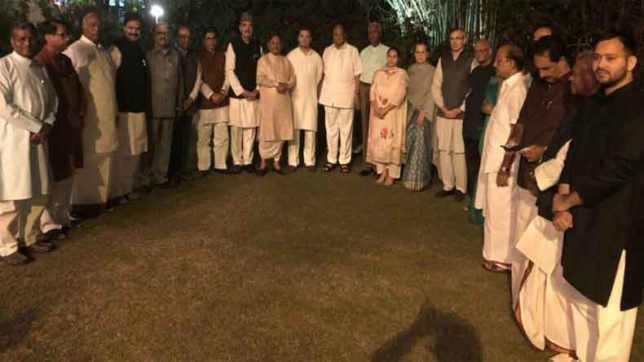 Dinner hosted by Sonia Gandhi for oppn parties should not be seen from prism of politics: Randeep Surjewala