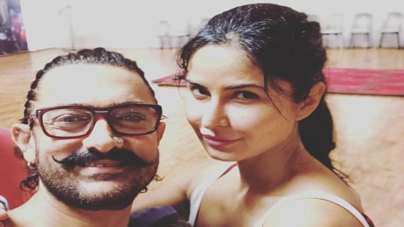 Katrina Kaif, Katrina Kaif Thugs of Hindostan, Thugs of Hindostan, Yash Raj films, YRF, YRF official statement Thugs of Hindostan, Aamir Khan, Katrina Kaif action sequences, Bollywood, Bollywood news, Entertainment news