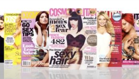 Walmart jumps onto feminism bandwagon, bans Cosmopolitan magazine from check-out stands