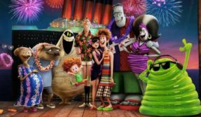 Hotel Transylvania 3: Dracula sets out to find love in a cruise vacation