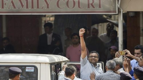 INX Media case: SC extends relief granted by Delhi High Court to Karti Chidambaram