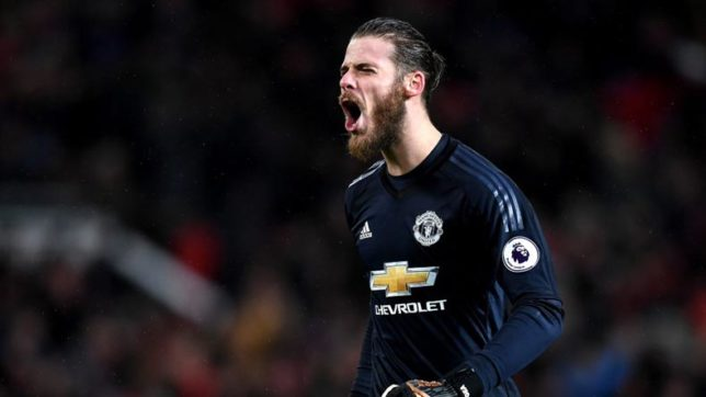 Sevilla ask David De Gea to save his best for World Cup ahead of Manchester United clash