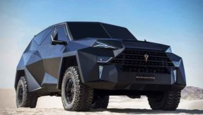 Karlmann King: It's ugly but meet the most expensive SUV that will take away your breath