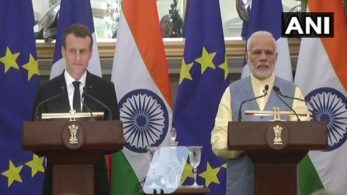 Emmanuel Macron, Emmanuel Macron in india, india-france ties, indo-french ties, narendra modi, french president