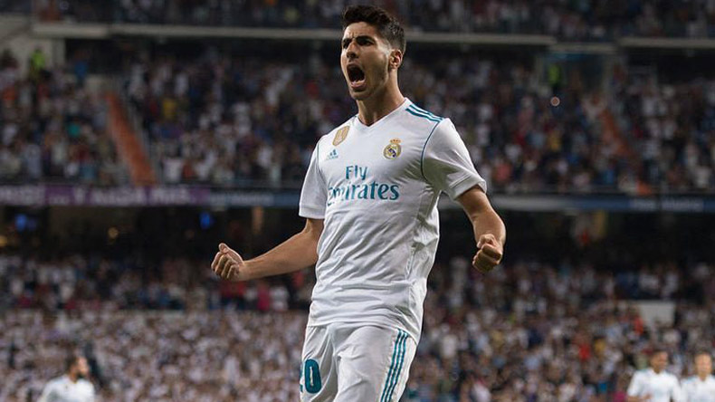 Looking forward to work with Neymar at Real Madrid: Marco Asensio