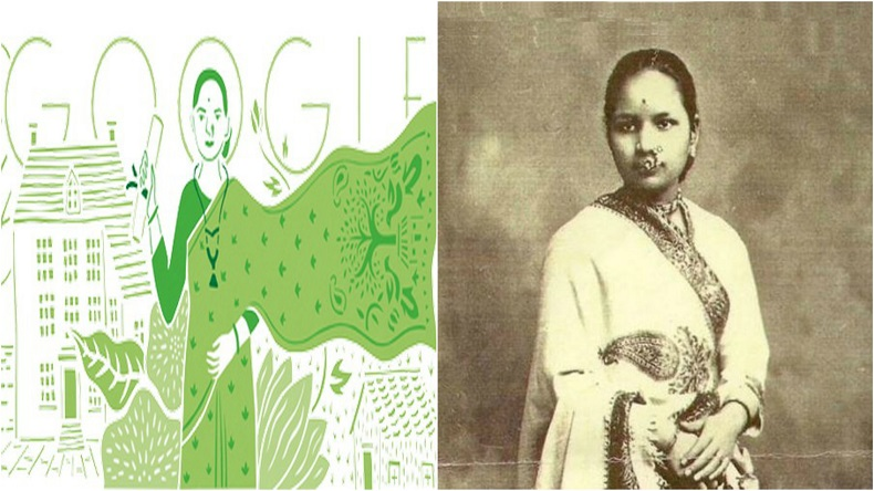 Google Doodle commemorates 153rd birthday of Anandibai Gopalrao Joshi, India's first lady doctor