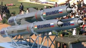 BrahMos supersonic cruise missile successfully test fired from Rajasthan's Pokhran