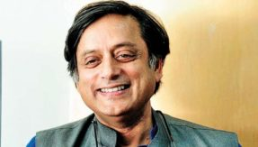 Shashi Tharoor gives toughest Hindi test; lampoons BJP by defining 'jumla' and 'acche din'
