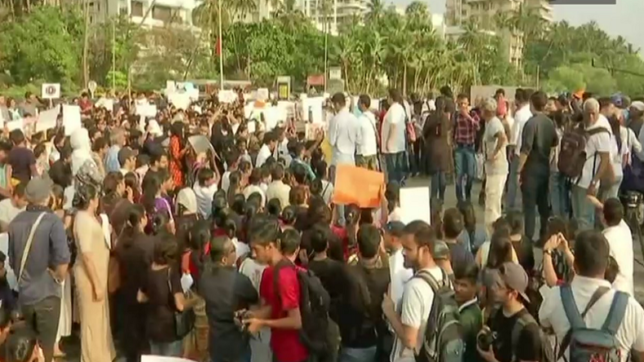 Protests across the country over Kathua, Unnao rape cases