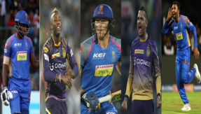 IPL 2018 Rajasthan Royals vs Kolkata Knight Riders: 5 players to watch out for
