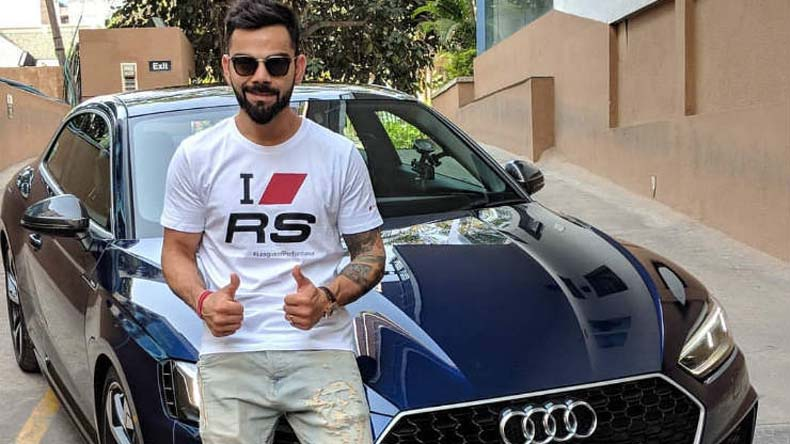 Love my luxury cars: Virat Kohli