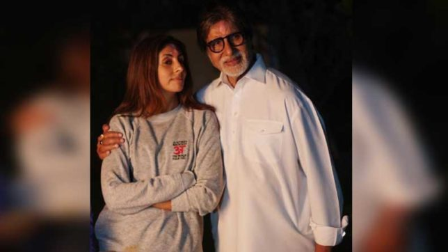 My daughter the best and GREATEST, tweets Amitabh Bachchan
