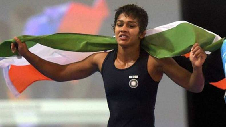 CWG 2018: Babita Kumari fails to repeat gold feat, settles for silver medal