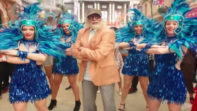 102 Not Out Badumbaaa teaser: Amitabh Bachchan and Rishi Kapoor starrer will make you get over your Monday blues