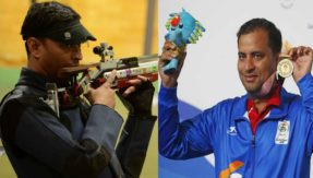 CWG-2018-Shooter-Sanjeev-Rajput-wins-gold,-Chain-Singh-finshes-fouth-in-50m-Rifle-3-positions