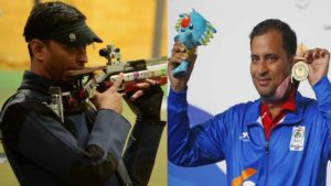 Sanjeev Rajput, Chain Singh, CWG 2018, Commonwealth Games 2018, CWG 2018, Sports News, Indian shooters, CWG Gold Coast, Australia, India at CWG, CWG News