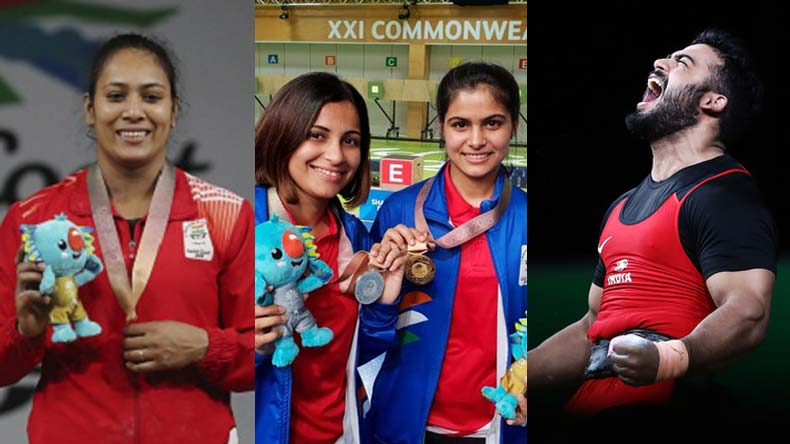 CWG 2018: India comes together on Twitter to celebrate medals