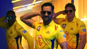 IPL 2018: MS Dhoni steals the show in Chennai Super Kings's brand new whistle podu anthem