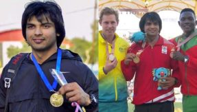 Commonwealth-Games-2018--Neeraj-Chopra-clinches-India's-first-gold-in-javelin-on-Day-10