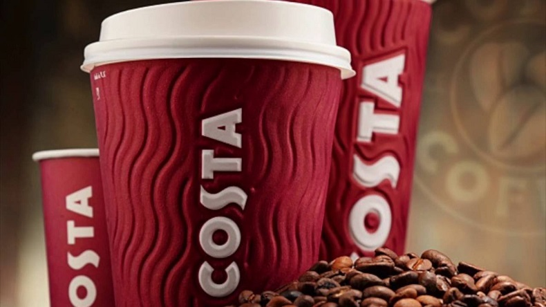 By 2020 Britain's Costa Coffee will recycle 500 million coffee cups